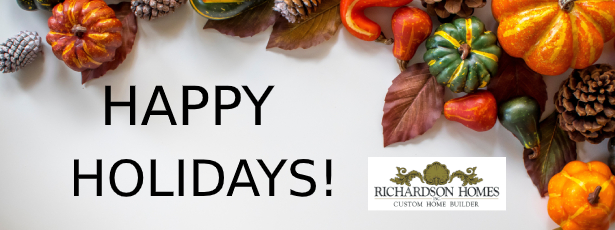 Happy Thanksgiving-5 Ideas for Safer Holiday Gatherings-Richardson Custom Homes-Fort Myers615x230jpg