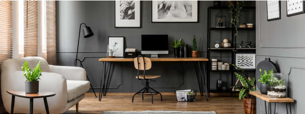 Home office - Tips for Creating your Home Office part 2 of 2- Fort Myers - Richardson Custom Homes