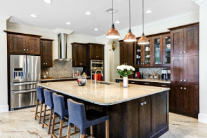 Beautiful kitchen – 5 Clues why the Kitchen is the heart of your home - Fort Myers - Richardson Custom Homes