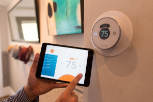Smart thermostat – What are Smart appliances - Fort Myers - Richardson Custom Homes