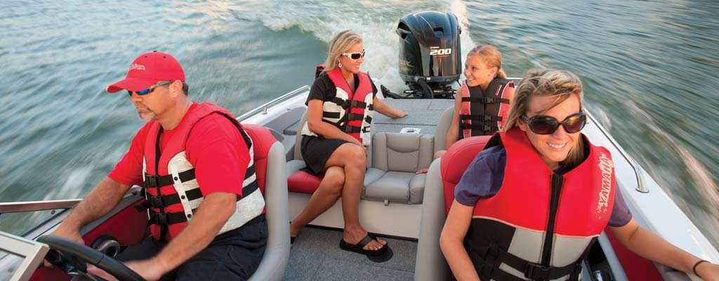 family boating - boating tips - Fort Myers - Richardson Custom Homes