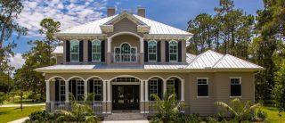 Custom home – Celebrating 35 years in business - Fort Myers - Richardson Custom Homes
